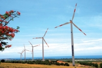 Wind Power Construction Consulting: Tuy Phong Wind Power